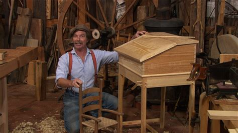Pbs-Woodworking-Programs