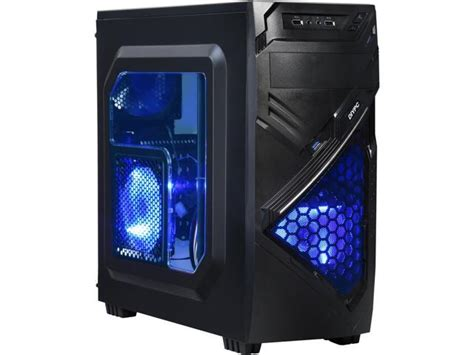 Pc Table Diypc Alnitak Bk Atx Mid Tower Case