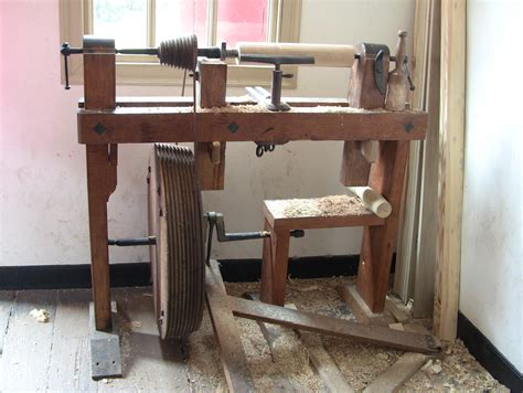 Pedal-Powered-Wood-Lathe-Plans
