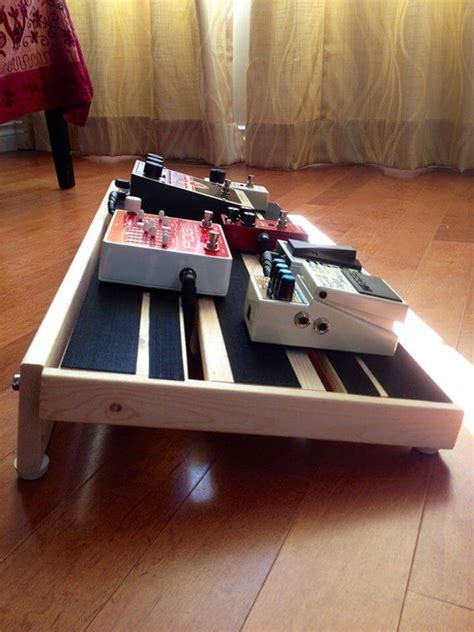 Pedalboard Diy Rack Case