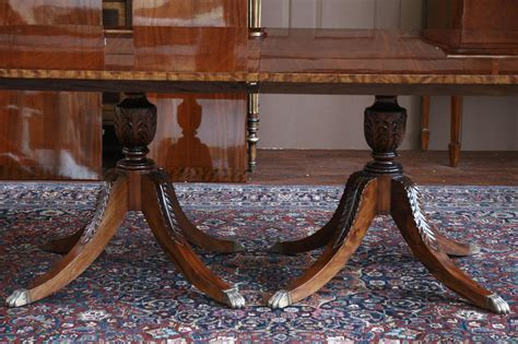 Pedestal Dining Table Legs