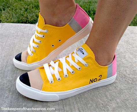 Pencil Diy Shoes
