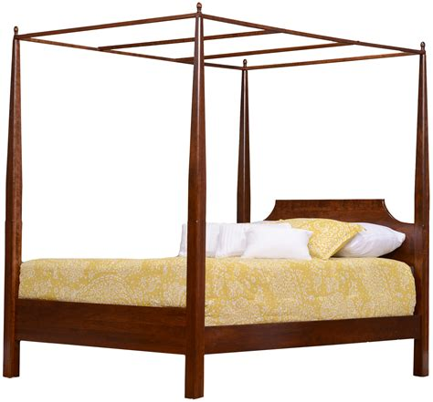 Pencil Post Canopy Bed Plans