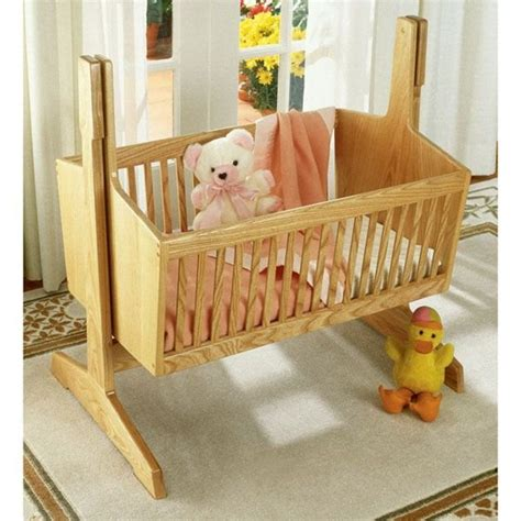 Pendulum Cradle Woodworking Plans