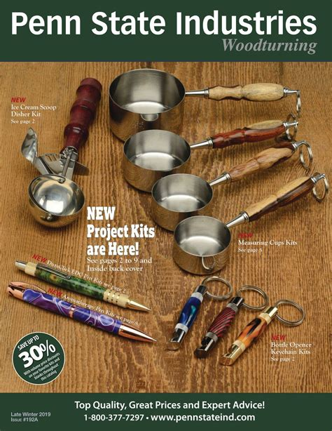 Penn State Woodworking Catalog