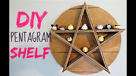 Pentagram-Shelf-Diy