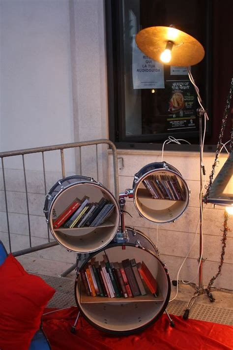 Percussion Table Diy With Shelf