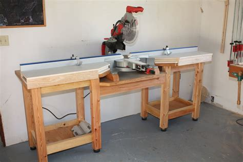 Perfect Height For Radial Arm Saw Table Plans
