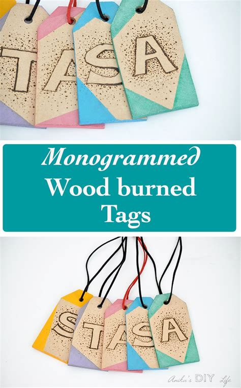 Perfect-Beginner-Wood-Burning-Project-Diy-Monogrammed-Tags