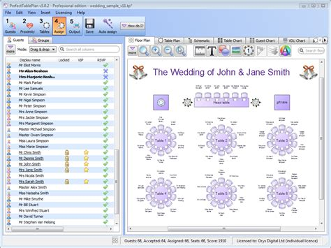 Perfect-Table-Plan-Free-Software