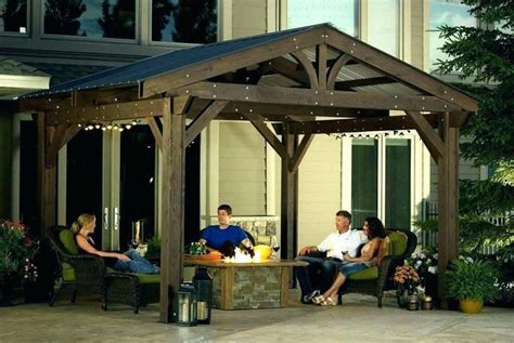 Pergola Building Plans Do It Yourself Home