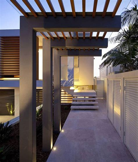 Pergola Designs And Plans By House