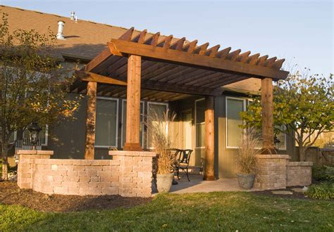 Pergola Plans For Decks Diy