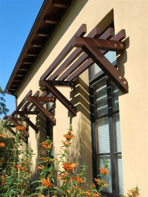 Pergola Plans For Window Plus Window Box