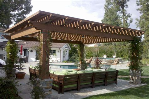 Pergola Roof Ideas