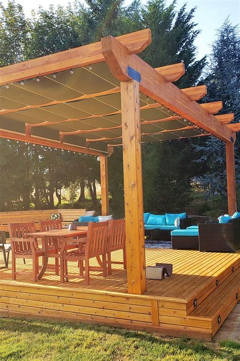 Pergola-Shade-Cloth-Woodworking-Plans