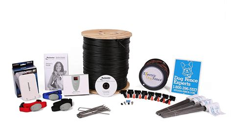 Perimeter Technologies Ultimate Electric Dog Fence Pro Grade Diy Kit