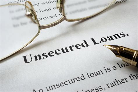 Personal Unsecured Loans