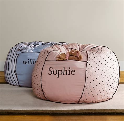 Personalized Bean Bag Chair For Toddler