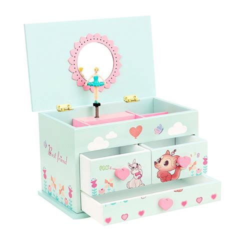 Personalized Musical Jewelry Box For Girls Ebay