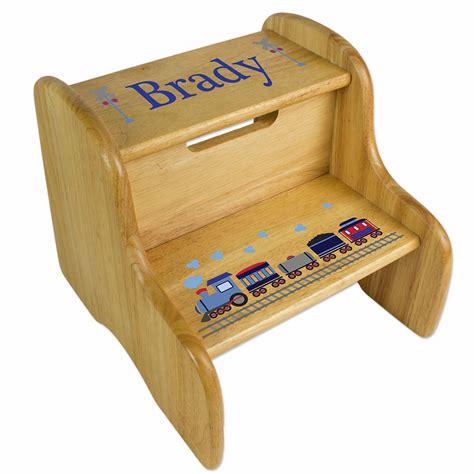 Personalized-Wooden-Step-Stool