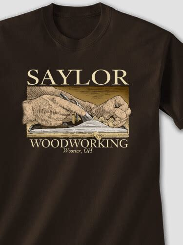 Personalized-Woodworking-T-Shirts