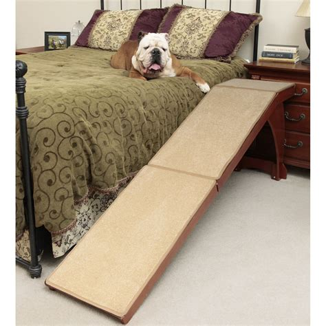 Pet Ramp For Bed Diy Decor