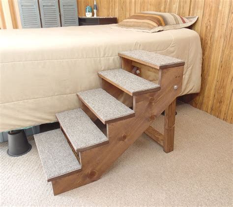 Pet Stairs For Bed Large Dogs