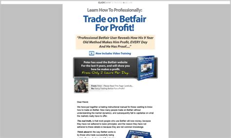 [click]petes Betfair Methods Honest Review - Read Before You Buy. -1