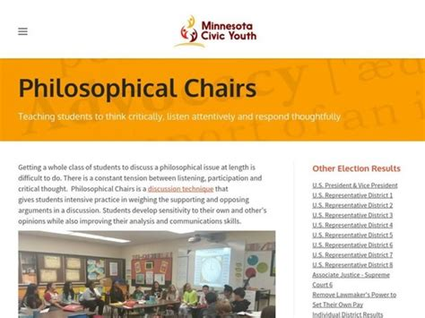 Philosophical-Chairs-Lesson-Plan