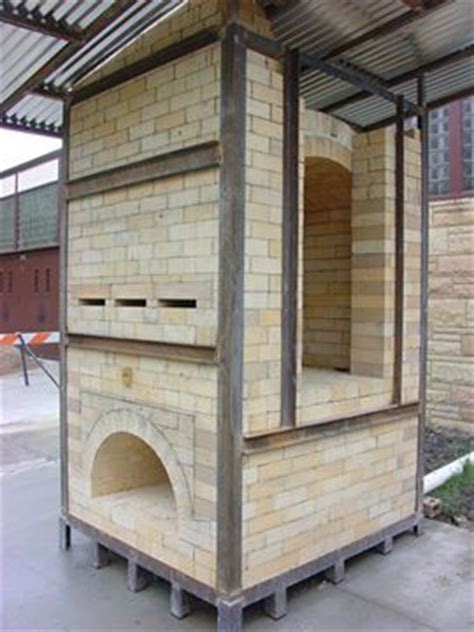 Phoenix Fast Fire Wood Kiln Plans