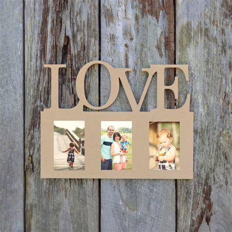 Photo Frame Diy Love Signs