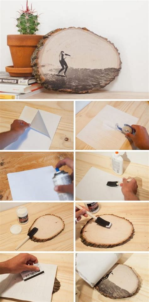 Photo Prints On Wood Diy Ideas