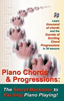 [click]piano Chords  Chord Progressions The Secret Back Door To .