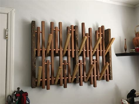 Piano Style Coat Rack Reddit Diy