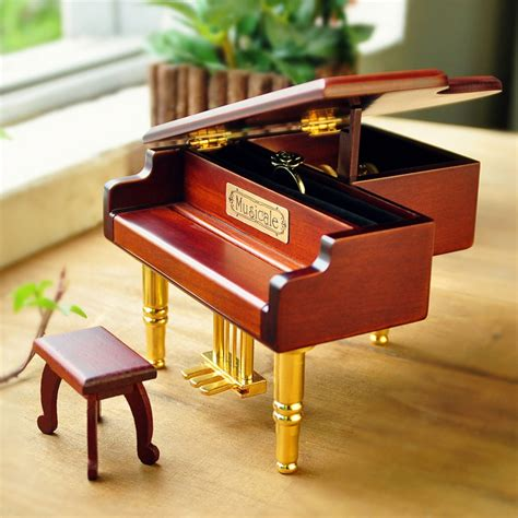 Piano-Diy-Box