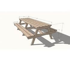 Best Picknic table plans.aspx