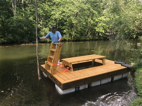 Picnic Table Boat Plans