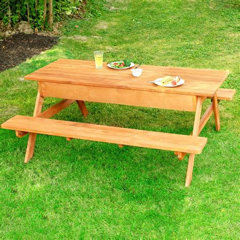 Picnic Table Plans Lowes