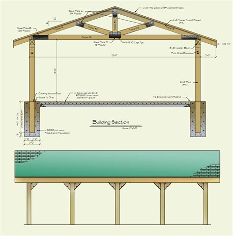 Picnic-Pavilion-Building-Plans