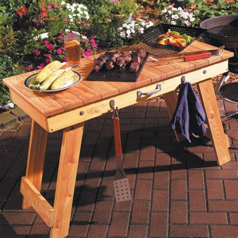 Picnic-Table-Grill-Plans
