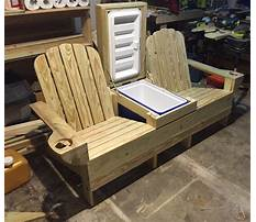 Best Picnic table with cooler plans.aspx