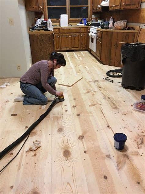 Pics-Diy-Pine-Wood-Floors