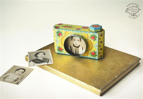 Picture Frame Cardboard Diy Kitty
