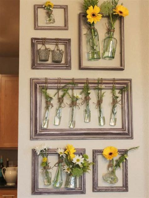 Picture Frame Decor DIY