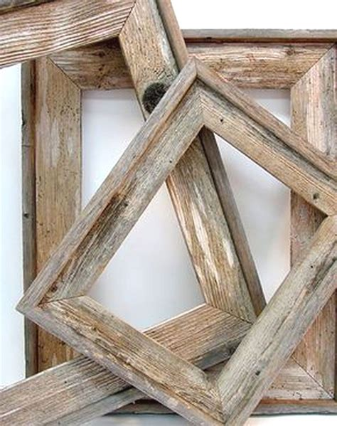 Picture Frame On Wood Diy Ideas
