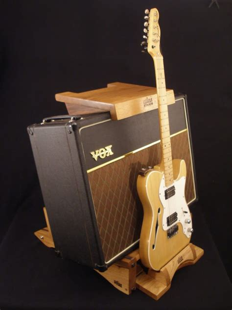 Pictures Of Diy Guitar Amp Stand