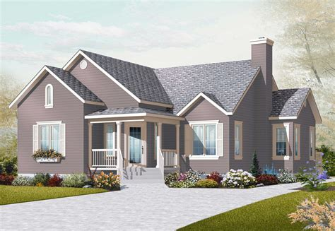 Pictures Of Small Country House Plans