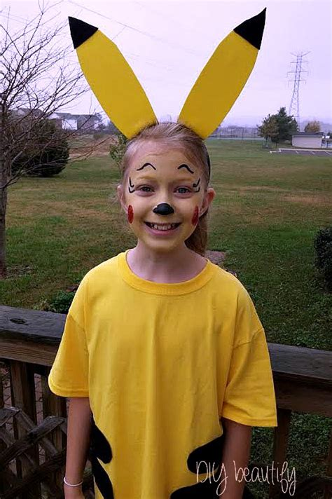 Pikachu Diy Costume