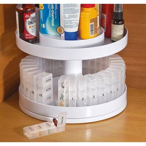 Pill Bottles For Storage Diy Ideas